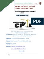 II Examen Parcial-casa-De Estadistica y