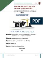 TRABAJO ENCARGADO .Nro.2.ESTADISTICA Y PROBABILIDADES ......2013   ing, CIVIL.....docx