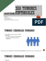 TUMORES SUPRATENTORIALES