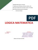 Trabajo Logica Matematica