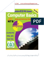 Computer CS IT MCQs With Answers For Tests.pdf