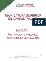 Tsa Psicología de Las Organizaciones Undad1