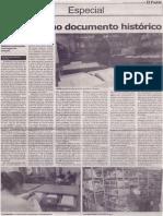 El libro como documento histórico, Mario Rommel Arce Espinoza