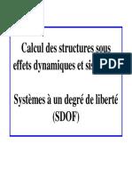 Calcul des structures sous effets dynamiques et sismiques.pdf