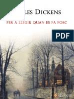 Charles Dickens. Per a Llegir Quan Es Fa Fosc (576 v1.0)