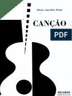 Alberto Amendola - Cançao (v)