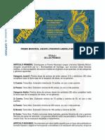 Juegos Literarios de Santiago