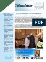 PEC newsletter