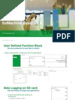 Presentation - SoMachine Basic V1.6