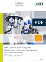 HECTOR School Master Program Management Product Development_Brochures