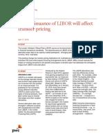 Pwc Tp Discontinuance of Libor