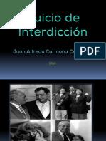 interdiccion