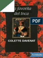 La favorita del Inca - Colette Davenat.pdf