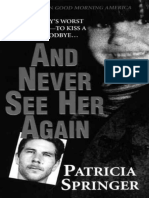 Patricia Springer - And Never See Her Again
