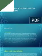Evolucion y Tecnologias de Las Baterias
