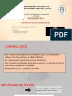 Radioterapia de Tumores Del Snc