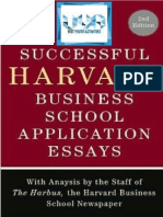 [Essays] Harvard Business School.pdf