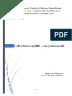 Abordarea cognitiv-comportamentală.docx