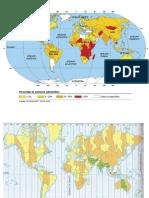 Usos Horarios Mapa 2