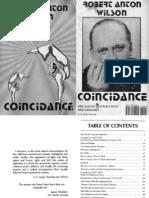 Robert Anton Wilson - Coincidance - A Head Test