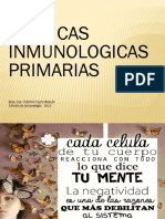 Técnicas inmunológicas primarias