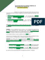 Formato de Minuta SOLUCIONES GREEN ENERGY SRL.docx