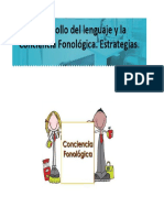 Tecnicas y Estrategias Para Escritura