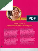 ALBANO, Ana Angélica. Arte para o desenvolvimento integral