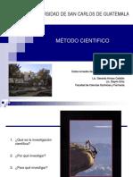 3. METODO CIENTIFICO