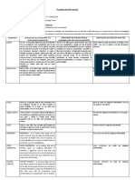 1.- Matriz de Planificación Anual - Propuesta