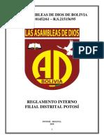 Reglamento Interno Distrital Addb.