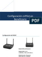 Configuracion CnPilot Benef