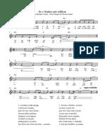 Hpd 480 Se o Senhor Nao Edificar Melodia e Cifras