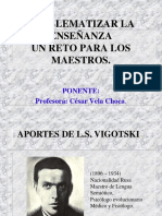 Aportes de Vigotski