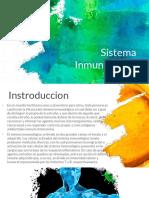 Sistema Inmunologico Prehgo