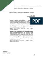 Souto. Los subalternos en las ficciones de apropiación de menores. Agamben.pdf