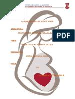 América Latina-obstetras y Parteras