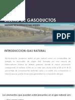 Diseño de Gasoductos