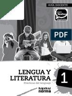 Contextos Lengua 1