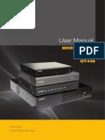 DVR - QT454