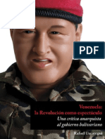 Venezuela La Revolucion Como Espectaculo