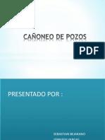CAÑONEO DE POZOS 2015 .pptx
