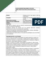 Diario de Campo 5 Docx