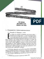 Projeto didático - Artigo