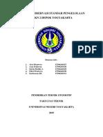 Laporan Observasi Standar Pengelolaan.docx