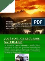 Recursos-naturales Biodiversidad de  Áreas de Protegidas Bolivia