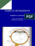 d.retinophaty