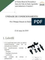 (03) Unidade de Condicionamento [PNEUMÁTICA]