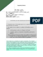 grama de Equio Potcial - Estudo e Exerciciticoo
