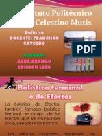 Balistica Terminal